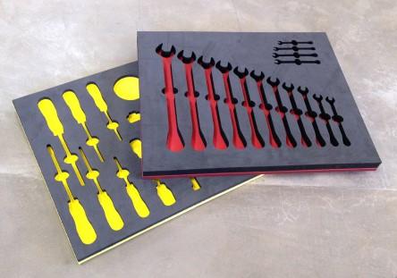 Berços para ferramentas