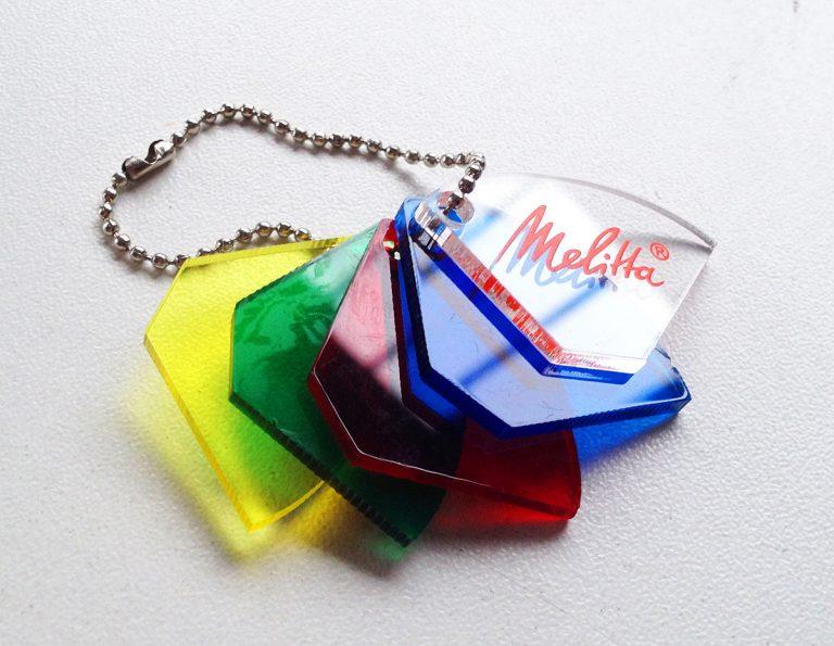Chaveiros Filtro Melitta