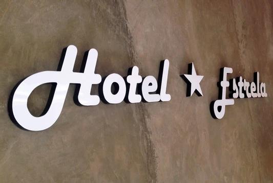 Luminoso Hotel Estrela