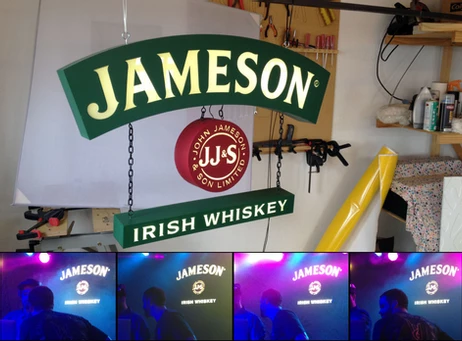 Luminoso Jameson